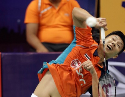 Li-Ning BWF Thomas & Uber Cup Finals 2014 – Day 4 – Session 1: Korea Down Feisty Indonesia