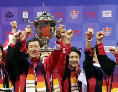 Li-Ning BWF Thomas & Uber Cup Finals 2014 – Day 8: Japan's Historic Triumph