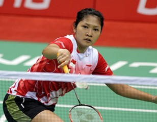 Li-Ning BWF Thomas & Uber Cup Finals 2014 – Day 3 – Session 1: Indonesia Overpower Singapore