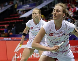 Li-Ning BWF Thomas & Uber Cup Finals – Day 2 – Session 2: Danish Women Survive