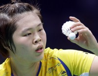 Li-Ning BWF Thomas & Uber Cup Finals 2014 – Day 3 – Session 2: Denmark Women Blank Germany