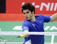 Li-Ning BWF Thomas & Uber Cup Finals 2014 – Day 2 – Session 3: France Upset Chinese Taipei