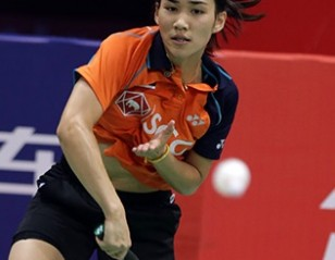 Li-Ning BWF Thomas & Uber Cup Finals 2014 – Day 1 – Session 3: Close Win for Thailand