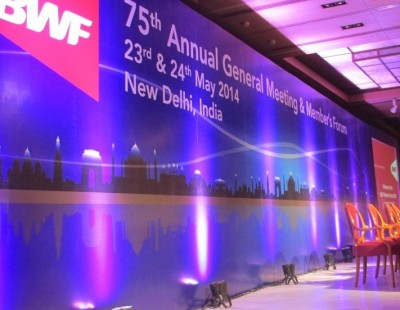 BWF Descends on Delhi