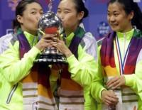 Li-Ning BWF Thomas & Uber Cup Finals – Day 7: China Retain Uber Cup