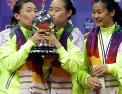 Li-Ning BWF Thomas & Uber Cup Finals – Day 7: China Retain Uber Cup