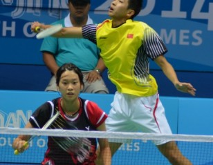 Youth Olympic Games 2014 – Day 1: Mixed Doubles Steals the Show