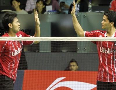 Indonesia, China Emerge Champions – Badminton Asia Championships finals