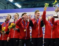 Denmark Unchallenged at the Top: European Men's & Women's Team Championships finals