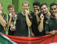 SA, Mauritius Crowned Champions: Africa Continental Team Championships finals