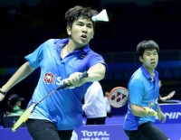 Strong Start by Thailand - Day 1 Session 1: TOTAL BWF Thomas & Uber Cup Finals 2016