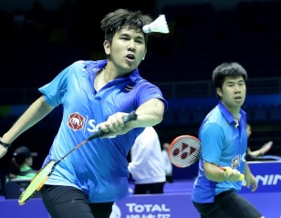 Strong Start by Thailand – Day 1 Session 1: TOTAL BWF Thomas & Uber Cup Finals 2016