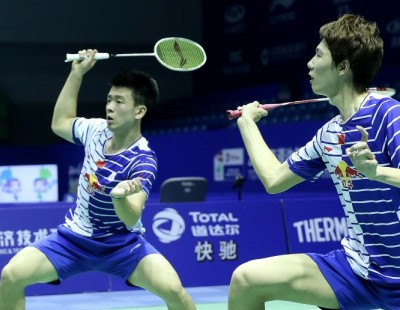 China Blow Away Japan – Day 4 Session 3: TOTAL BWF Thomas & Uber Cup Finals 2016