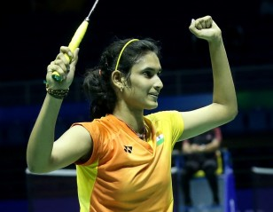 Shivani Aces it for India – Quarter-finals Session 1: TOTAL BWF Thomas & Uber Cup Finals 2016