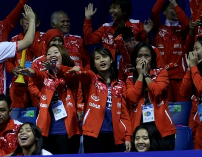 Indonesia Storm into Final – Semi-finals Session 1: TOTAL BWF Thomas & Uber Cup Finals 2016