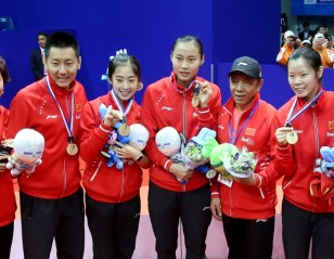 China Brook No Challenge - Uber Cup Review
