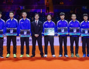 Li-Ning – A Stringing Success!