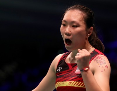 Beiwen Zhang Qualifies for World Championships