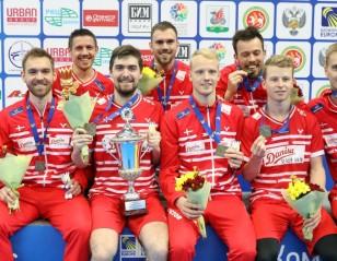 Denmark's Reign Continues – Finals: 2018 European Men's & Women's Team Championships