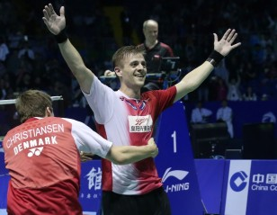 Flashback: Vittinghus Heroics Win Thomas Cup for Denmark