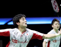 Japan Start Strong – Day 1 – Session 2: TOTAL BWF TUC Finals 2018