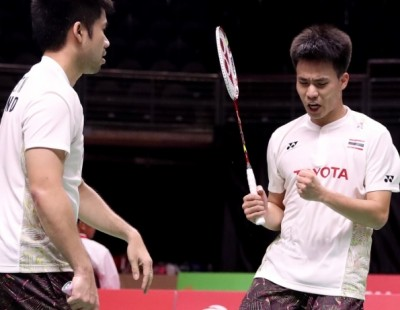 Resilient Indonesia – Day 3 – Session 3: TOTAL BWF TUC Finals 2018