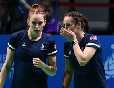 Smith/Birch Surprise Again – Day 1: European Games