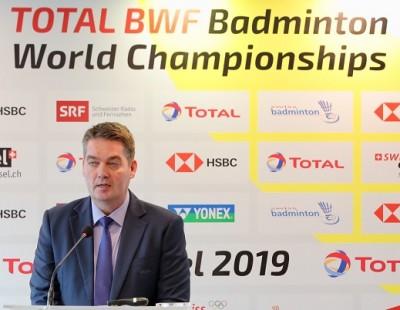 TOTAL BWF World Championships Draw
