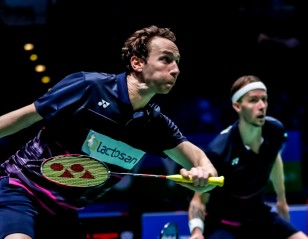 Genius in Action: Mathias Boe & Carsten Mogensen