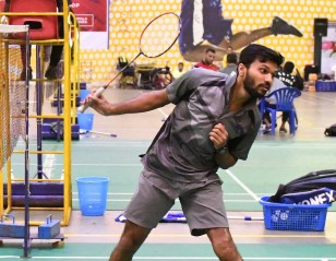 Sukant Kadam: How I Started Playing Badminton