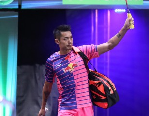 Lin Dan Calls It a Day