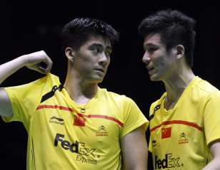 Genius in Action: Cai Yun & Fu Haifeng