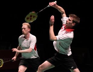 Badminton Quiz: Lars Paaske/Jonas Rasmussen