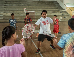 Kiribati, the Only Nation to Play Badminton Across All Hemispheres