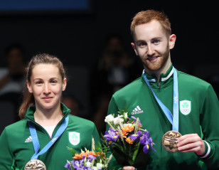 Magee Siblings Carry the Flag for Ireland