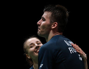 Russian Duo Step Into Big League