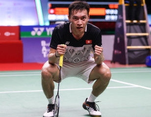 Road to Tokyo: Ng's Du-ing Just Fine