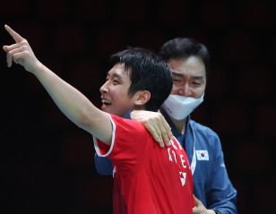 Proved a Point, Says Heo After Second Takedown of Momota