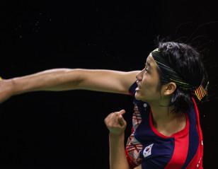 'Chen Yu Fei Barely Makes a Mistake': An Seyoung