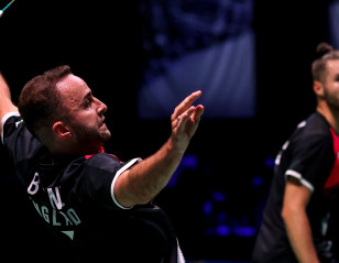 Injury-Hit England Withdraw From Thomas Cup